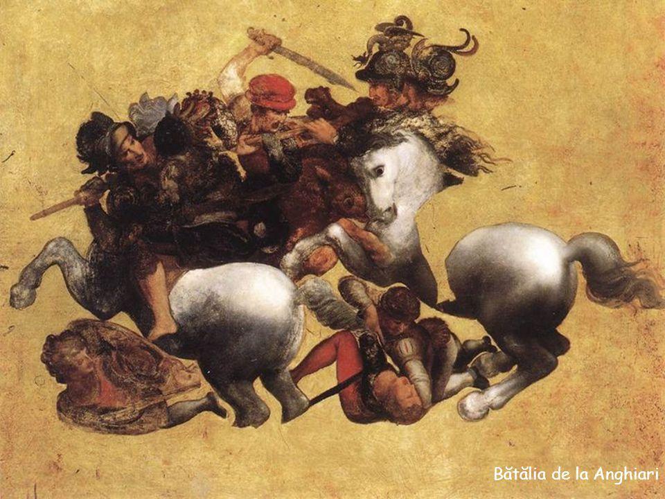 În Galleria degli Uffizi din Florena tabloul Bacchus al lui Caravaggio iese în evidenă prin gama sa coloristică bogată i armoniile subtile.