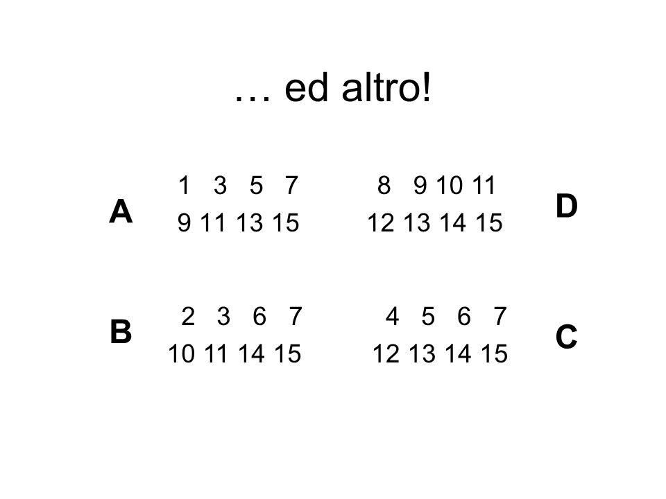 Nella forma digitale una grandezza è rappresentata in modo discreto da una sequenza di campioni (interpretabili come numeri interi).