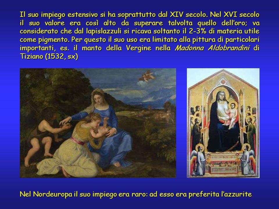 Il suo impiego estensivo si ha soprattutto dal XIV secolo.