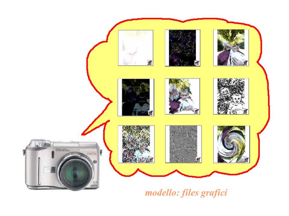 modello: files grafici