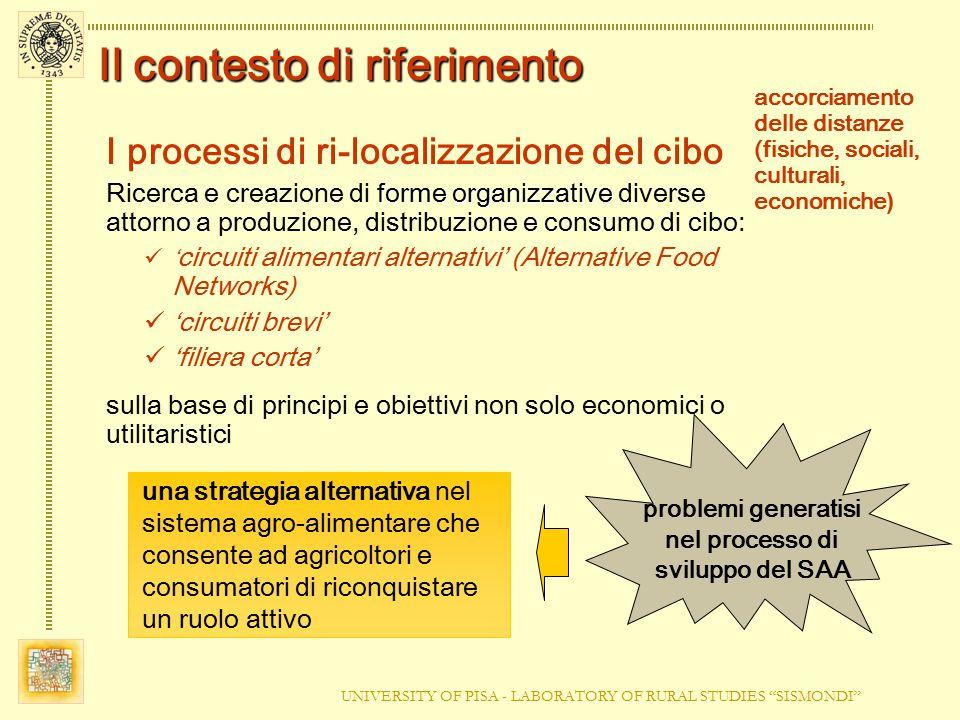 La fattibilità e sostenibilità Importanza di un'analisi di fattibilità e sostenibilità dell'iniziativa : valutazione del potenziale bacino di approvvigionamento : –quanti produttori sono disposti a partecipare (in relazione alla disponibilità di tempo e di prodotto).