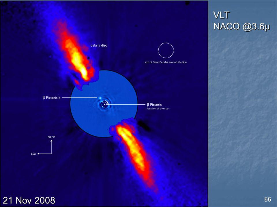 55 21 Nov 2008 VLT NACO @3.6μ