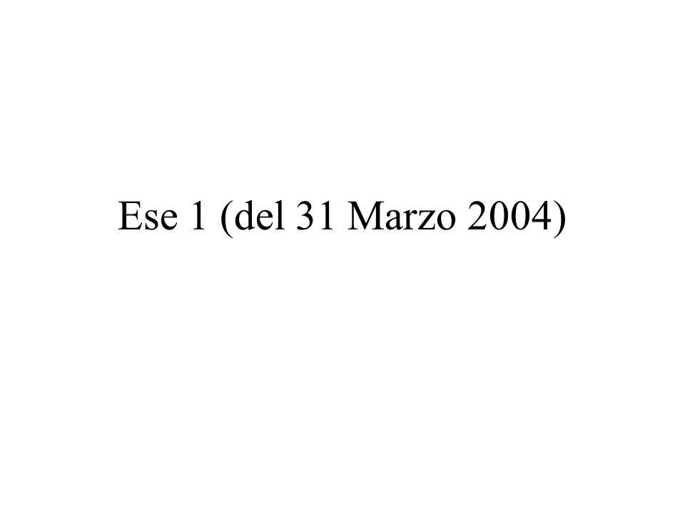 Ese 1 (del 31 Marzo 2004)
