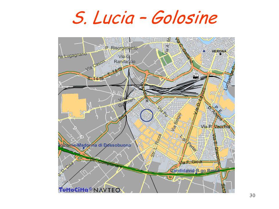 30 S. Lucia – Golosine