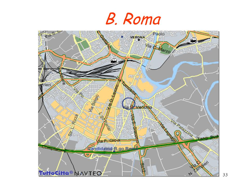 33 B. Roma