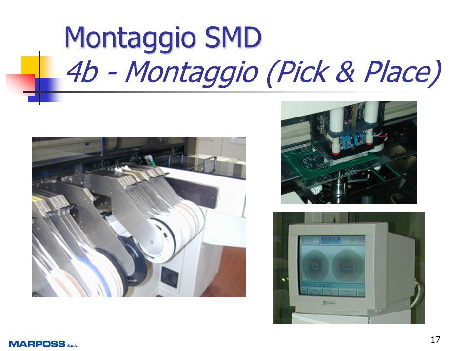 17 Montaggio SMD Montaggio SMD 4b - Montaggio (Pick & Place)