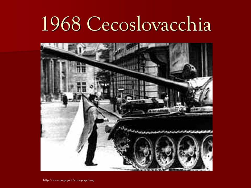 1968 Cecoslovacchia http://www.praga.go.it/storia-praga-3.asp