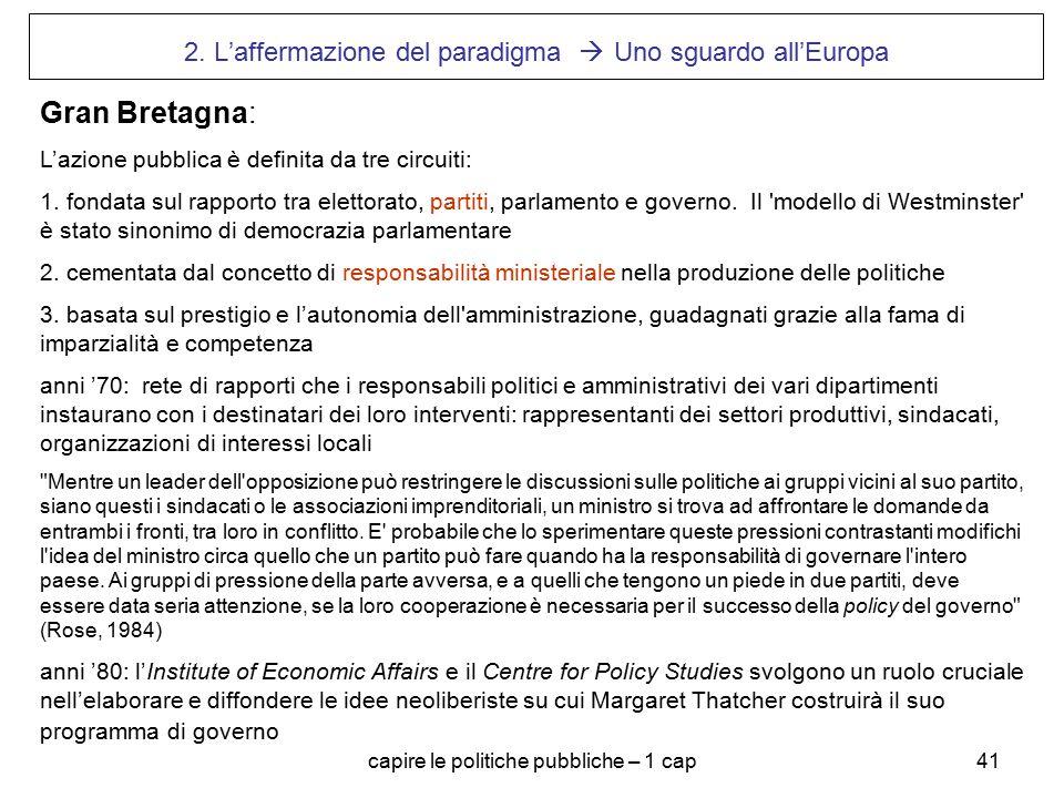 capire le politiche pubbliche – 1 cap41 2.
