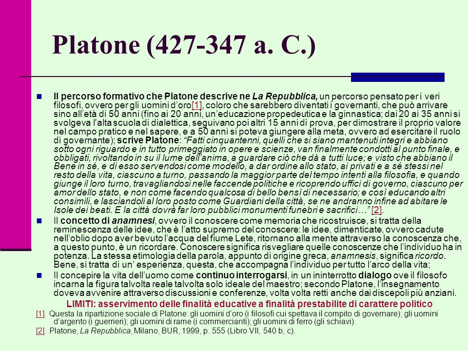 Platone (427-347 a.