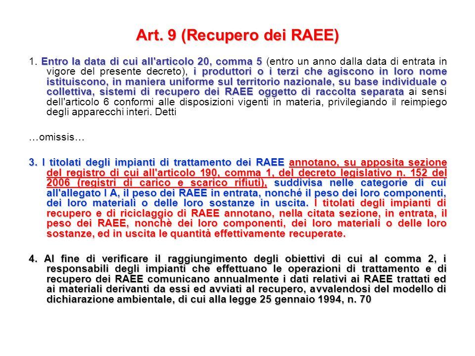 7. Nel caso in cui la provincia competente, a seguito delle ispezioni previste ai commi 4 e 5, accerta la violazione delle disposizioni stabilite al c