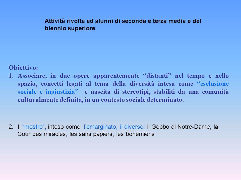 Consegne Generali Leggi, analizza e confronta due opere/brani in Italiano e Francese: INDICE  Rosso Malpelo di G.