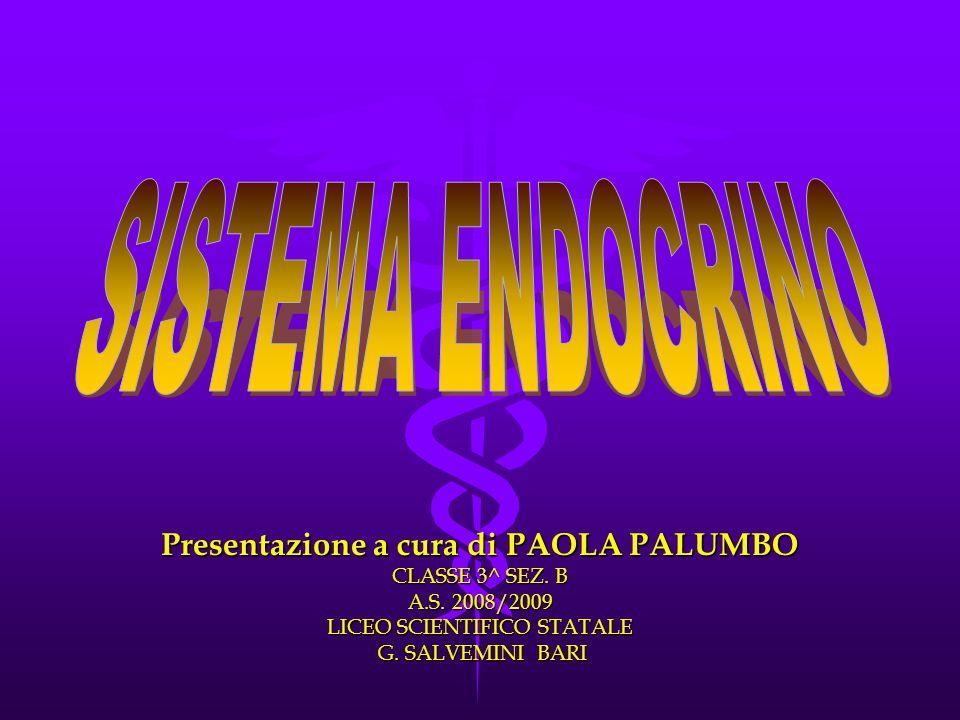 Presentazione a cura di PAOLA PALUMBO CLASSE 3^ SEZ. B A.S. 2008/2009 LICEO SCIENTIFICO STATALE G. SALVEMINI BARI G. SALVEMINI BARI