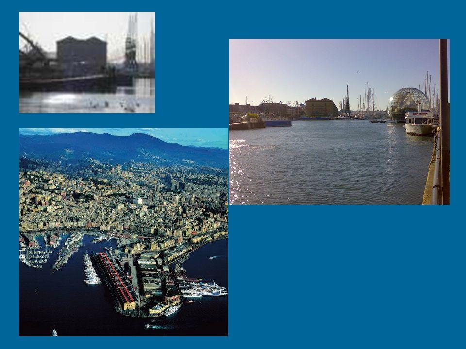 Cotone Congressi Genova, settore congressuale di Porto Antico di Genova S.p.A., gestisce il Centro Congressi sito negli ultimi sei moduli dei Magazzin