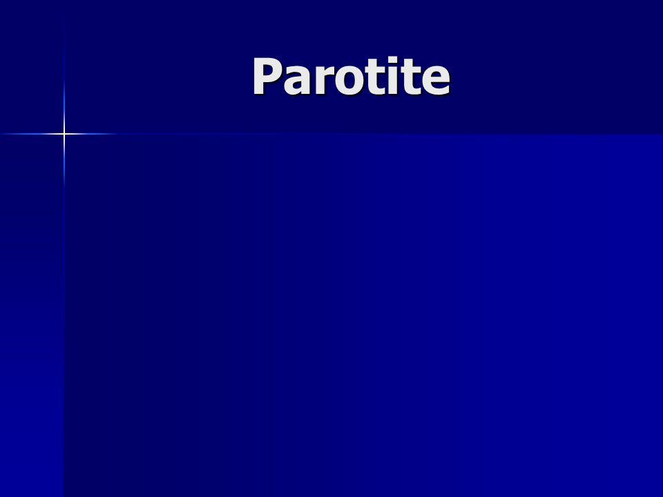 Parotite