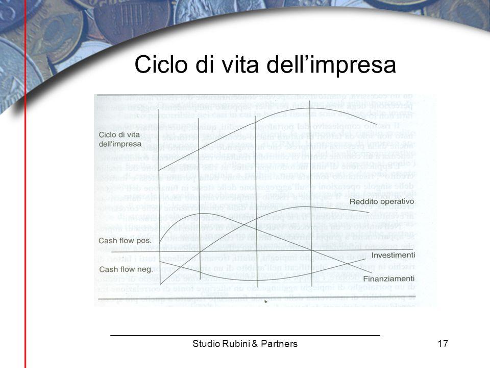 17 Ciclo di vita dell'impresa Studio Rubini & Partners