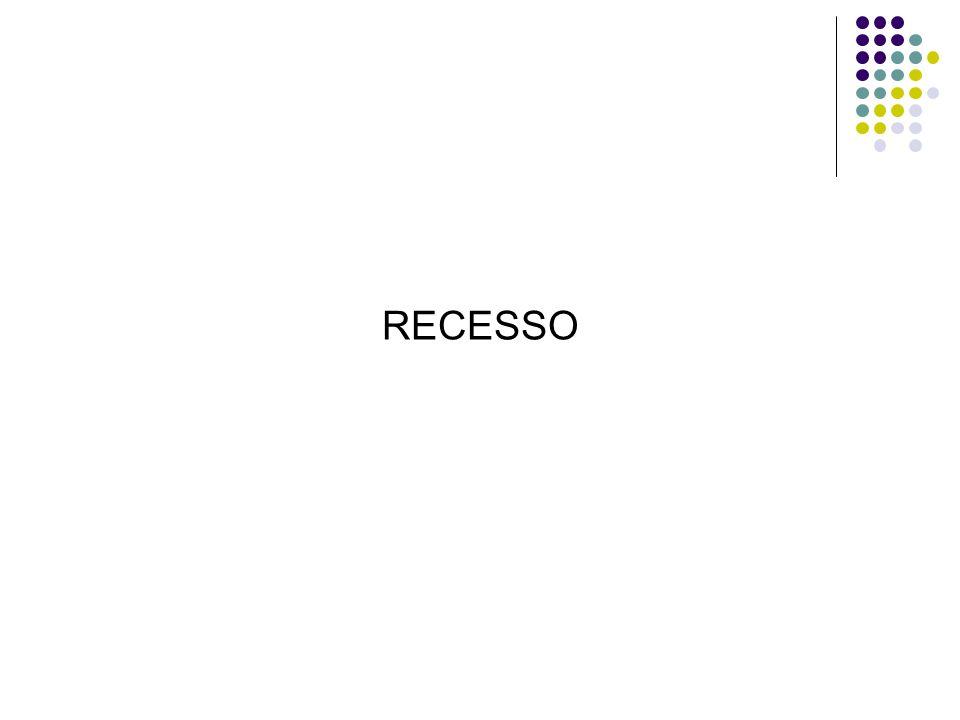 RECESSO