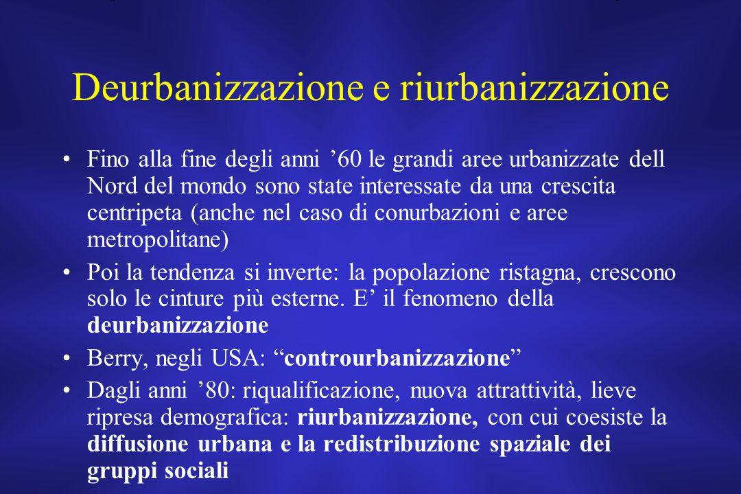 La meccanosfera L'ecosistema urbano è un ambiente altamente artificiale.