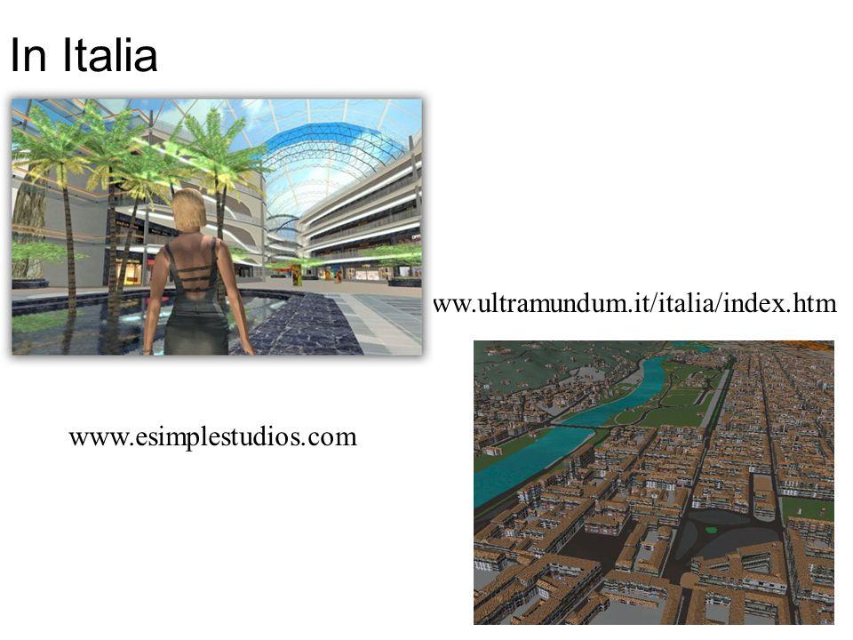 In Italia www.esimplestudios.com www.ultramundum.it/italia/index.htm