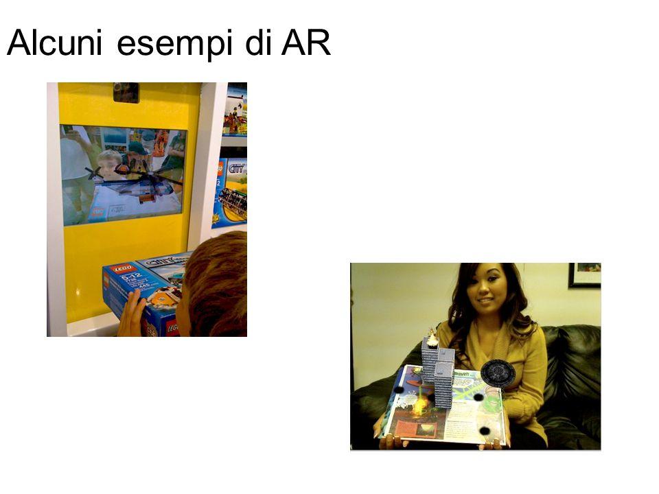 Alcuni esempi di AR
