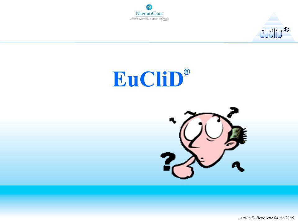 Attilio Di Benedetto 04/02/2006 EuCliD ®