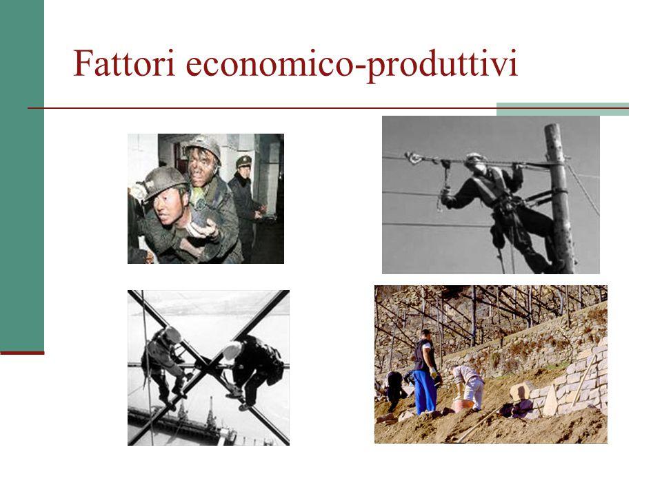 Fattori economico-produttivi