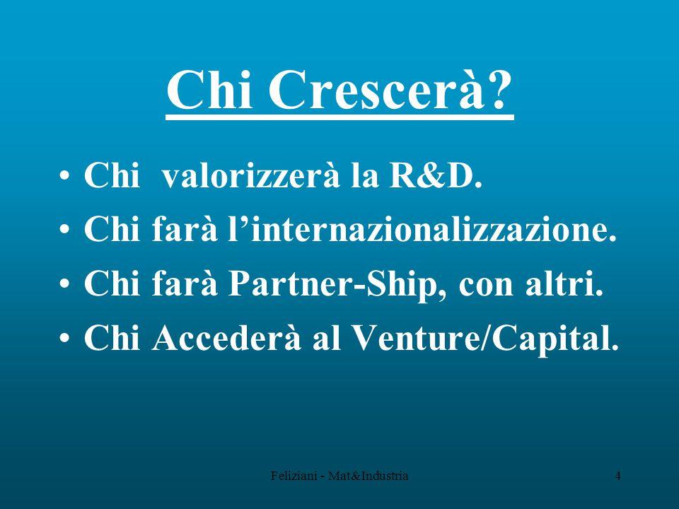 Feliziani - Mat&Industria4 Chi Crescerà. Chi valorizzerà la R&D.