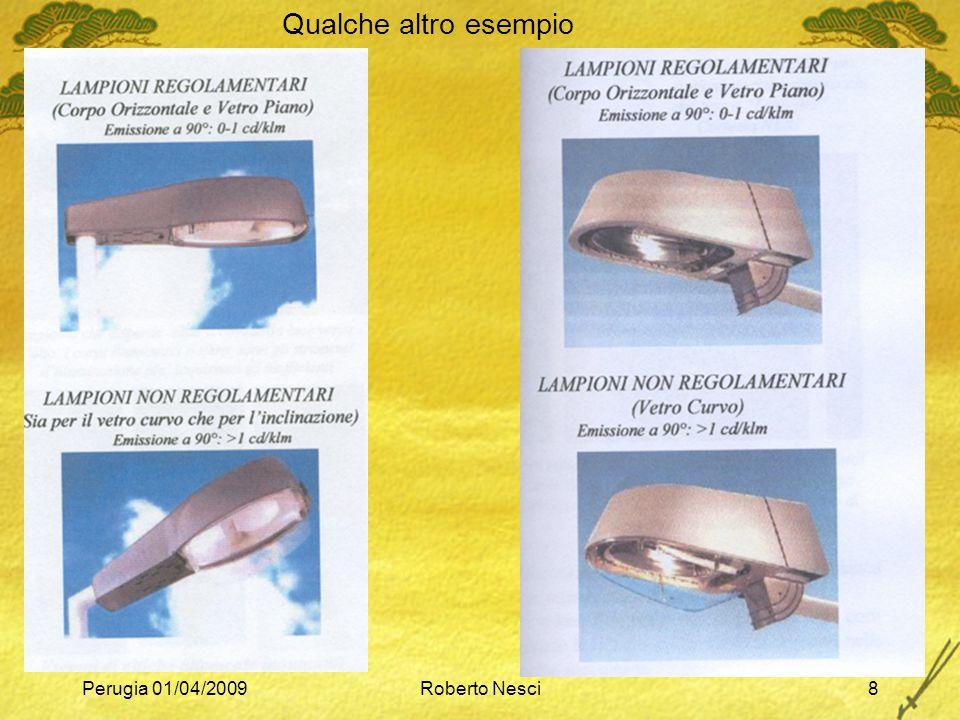 Perugia 01/04/2009Roberto Nesci19 2.