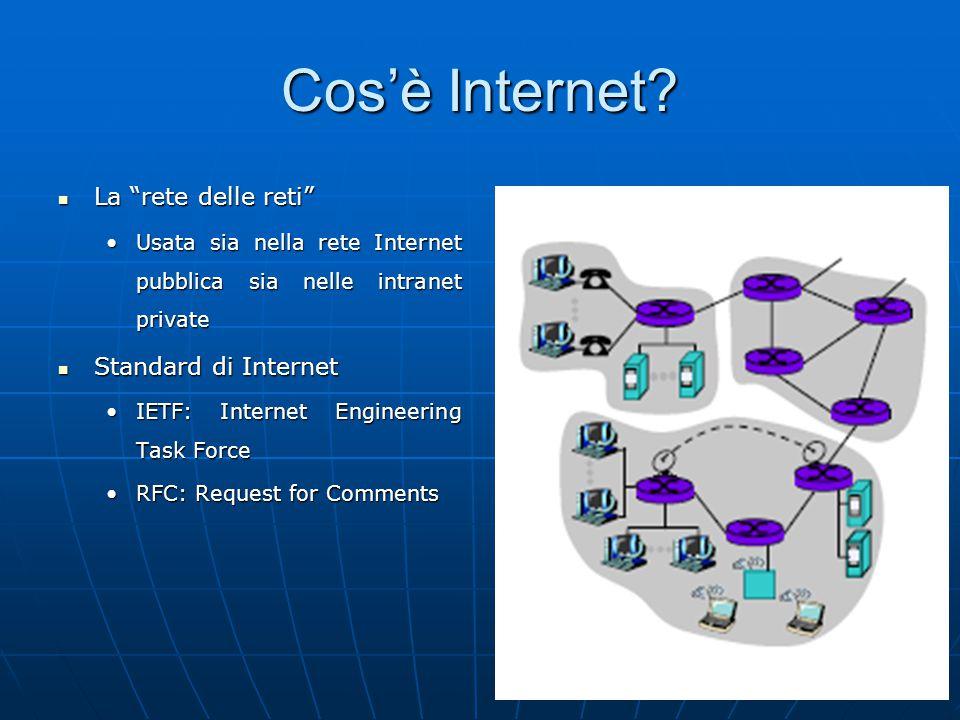 7 Cos'è Internet.