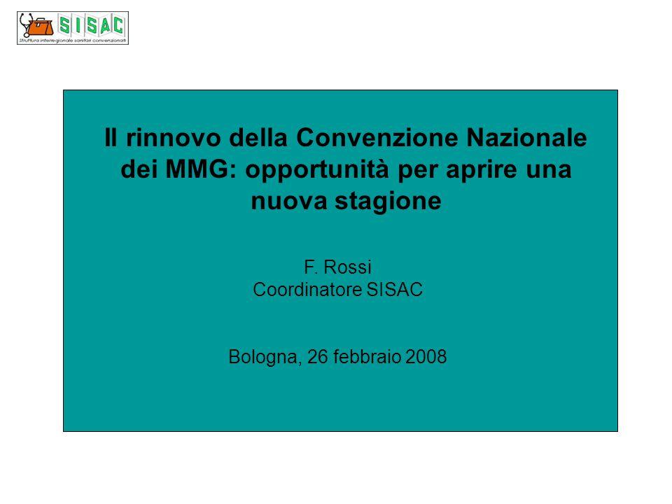 Il rinnovo della Convenzione Nazionale dei MMG: opportunità per aprire una nuova stagione F.