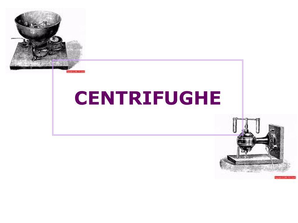 CENTRIFUGHE