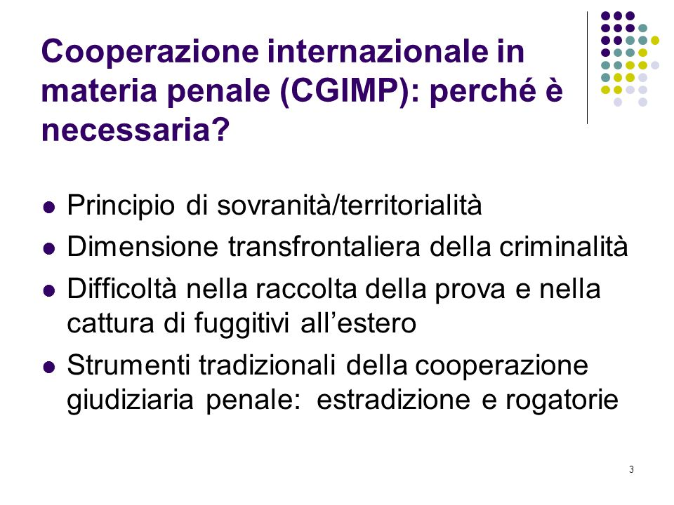 14 Cooperazione Giudiziaria Art.31 TUE (cfr.