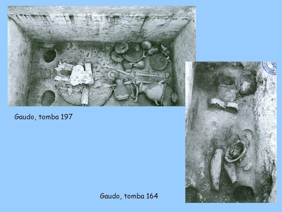 Gaudo, tomba 197 Gaudo, tomba 164