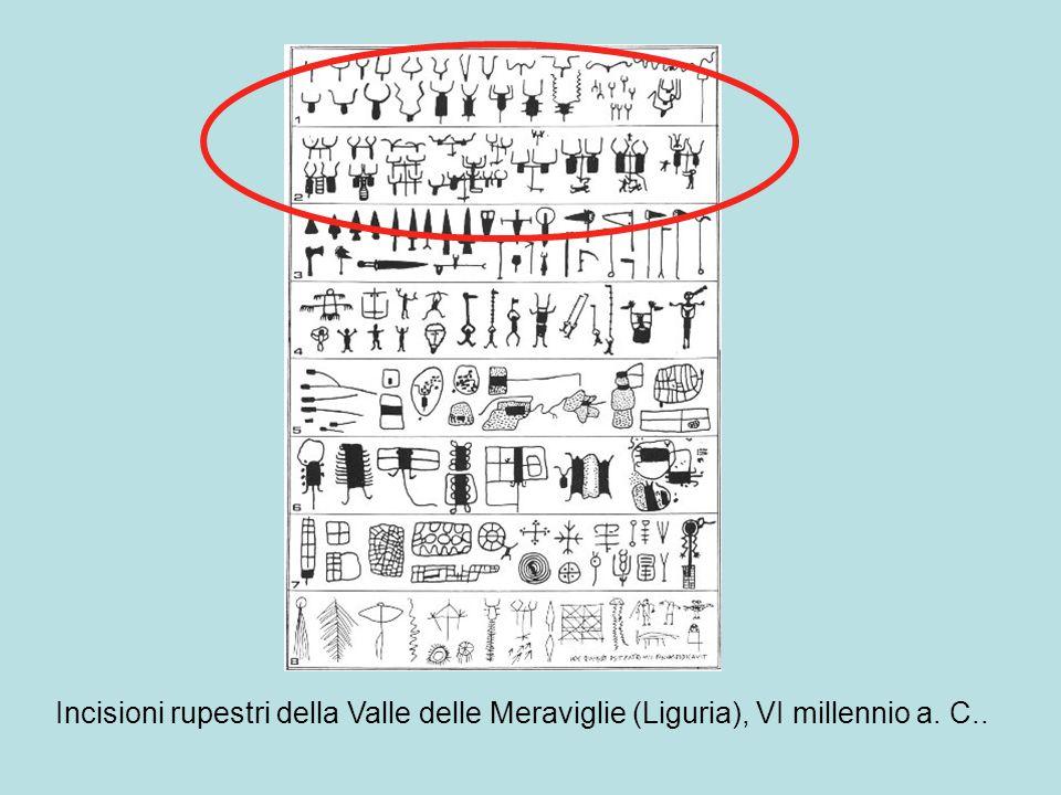 Incisioni rupestri del Parco dell'Adamello (età del rame, III millennio a. C.)