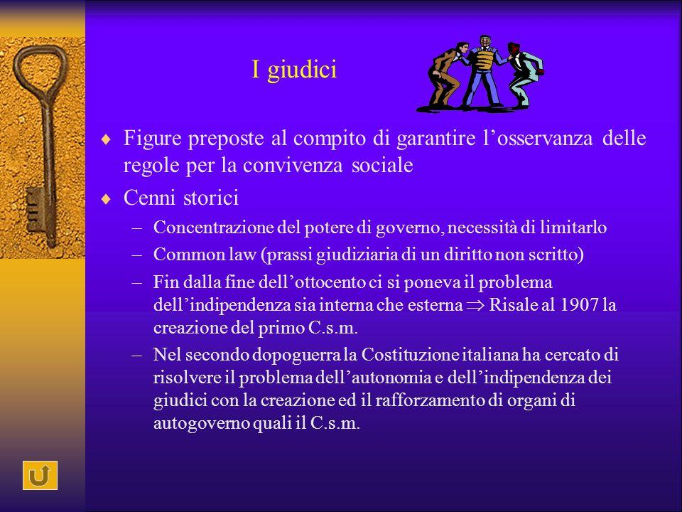 Composizioni e competenze dei Consigli giudiziari (art.