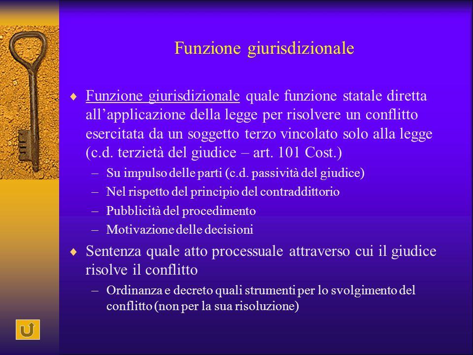 Passaggio di funzioni (art.2 comma 1 lett.