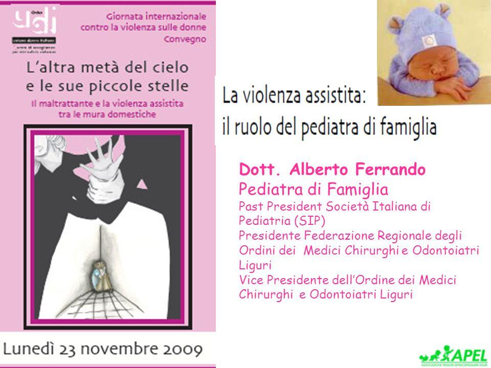 www.apel-pediatri.it ESEMPIO DI STRUTTURE NON COMUNICANTI: