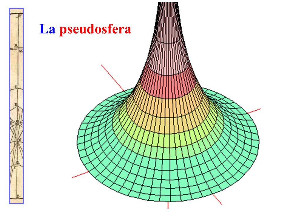 La pseudosfera