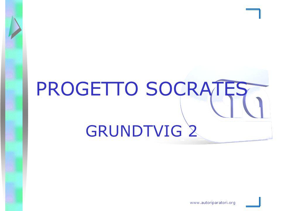 www.autoriparatori.org PROGETTO SOCRATES GRUNDTVIG 2