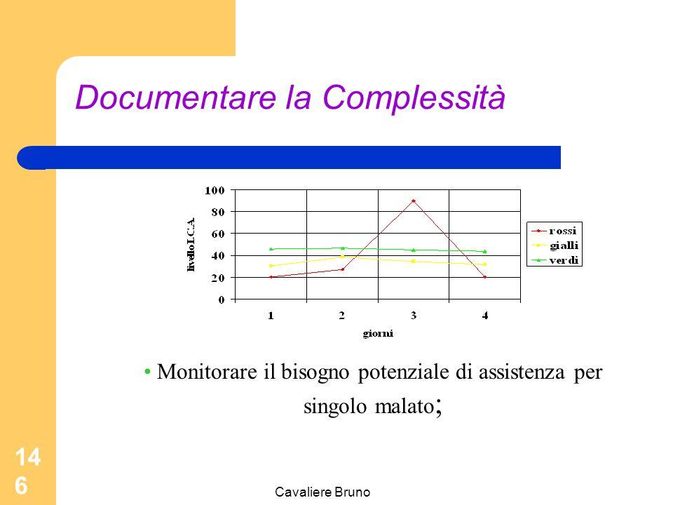 Cavaliere Bruno 145 Definire il mix di competenze, attività e presidi necessari rispetto alle prestazioni da erogare;