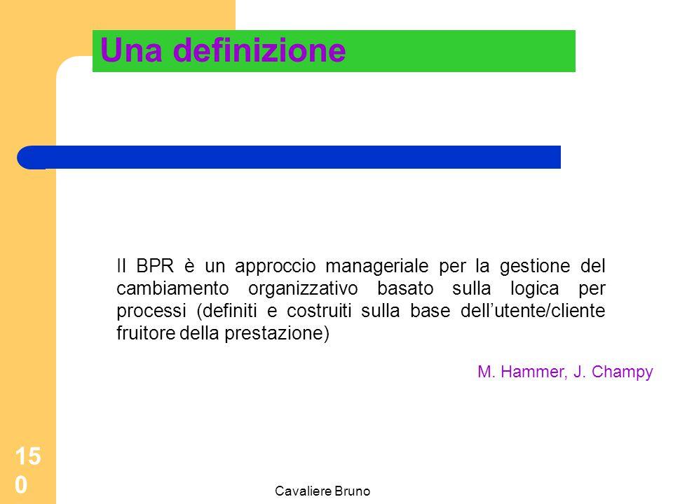 Cavaliere Bruno 149 Unità Professionale (postulati valori ….) Competenza (standardizzazione delle capacità) Competenza (standardizzazione delle capaci