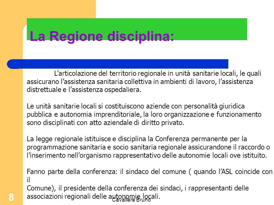 Cavaliere Bruno 128 RISK MANAGEMENT AUDIT CLINICO VISIONE CONDIVISA CLINICAL GOVERNANCE EFFICACIA ED EFFICIENZA RICERCA & SVILUPPO E.C.M.