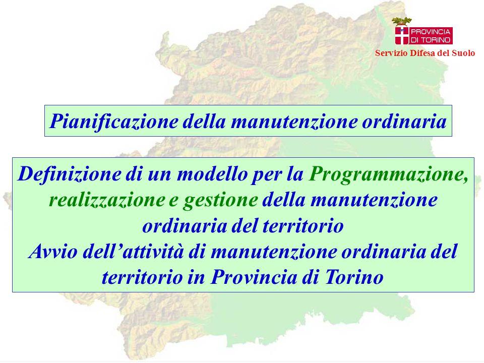 Marzo 2001 - 1° Convegno sulla Manutenzione del Territorio, tenutosi a Torino.