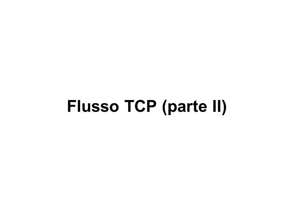 Flusso TCP (parte II)