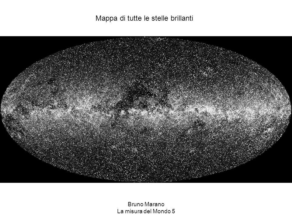 Bruno Marano La misura del Mondo 5 Mappa di tutte le stelle brillanti