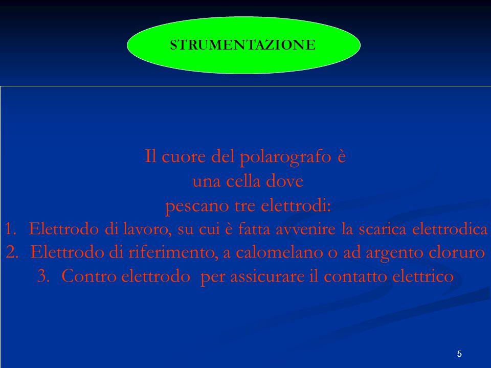 6 Cella polarografica