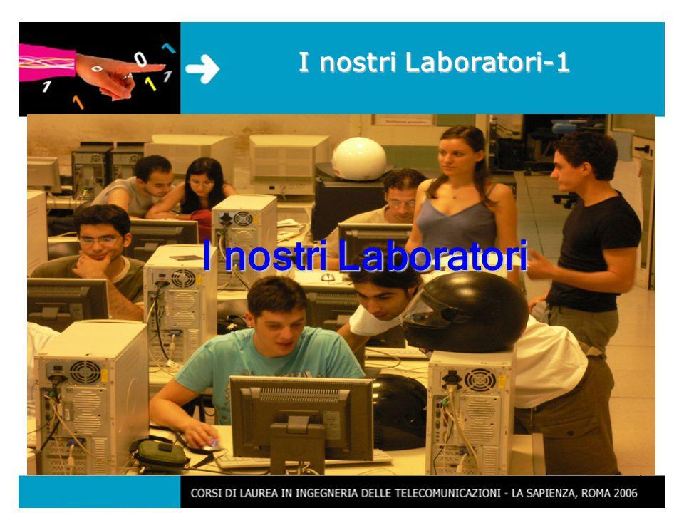 8 I nostri Laboratori-2 I nostri Laboratori