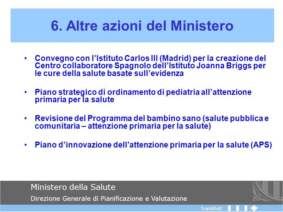 Convegno con l'Istituto Carlos III (Madrid) per la creazione del Centro collaboratore Spagnolo dell'Istituto Joanna Briggs per le cure della salute ba