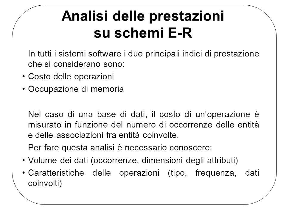 Assenza di ridondanza Operazione 1 Operazione 2