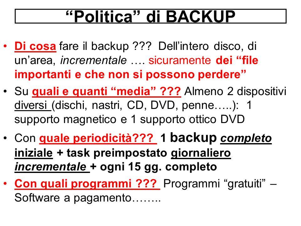 Spam: esempi 3.