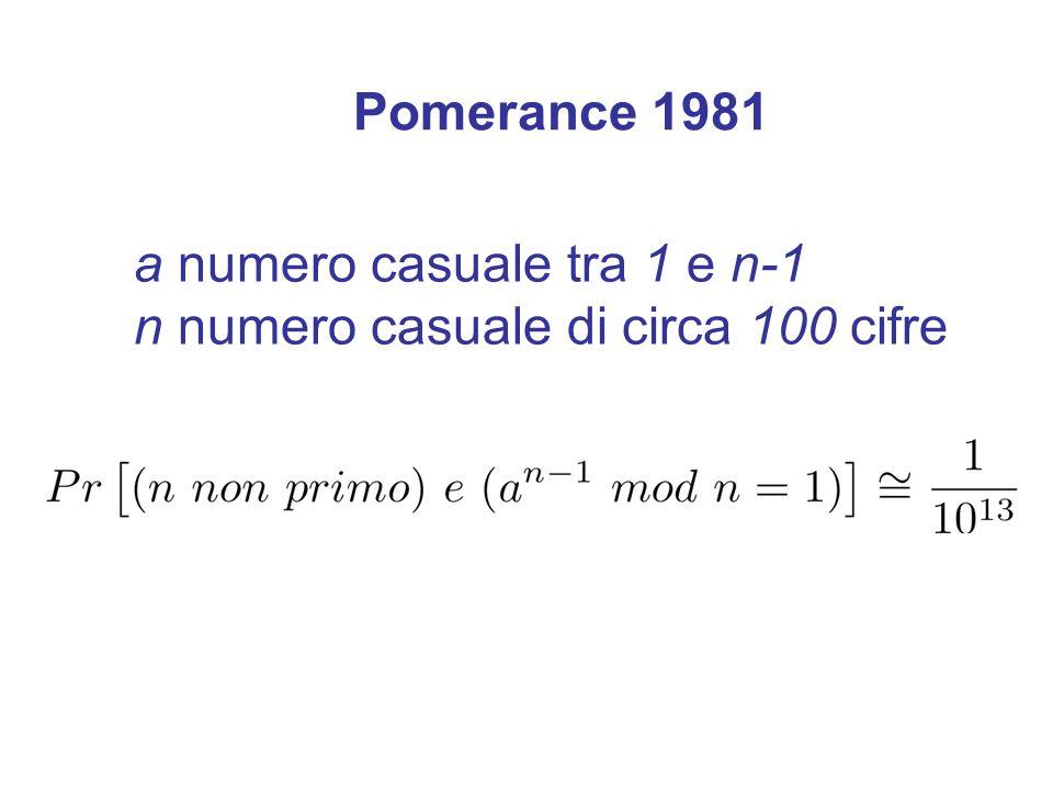 Teorema di Fermat (caso particolare del teorema di Eulero)